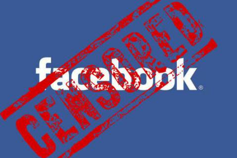 facebook-censura